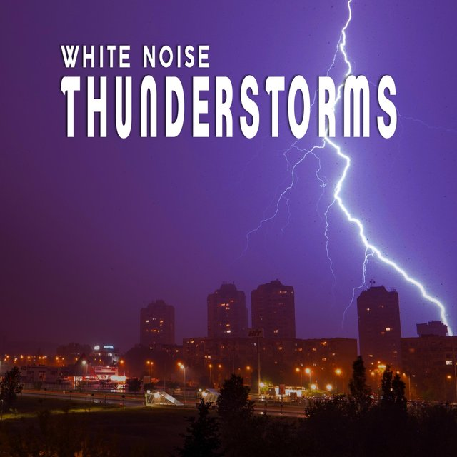 White Noise: Thunderstorms