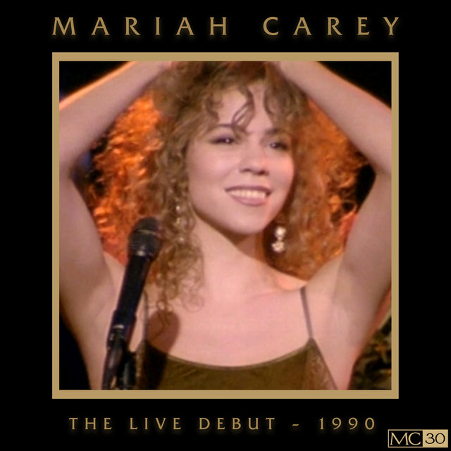 Cover art for album  by Mariah Carey