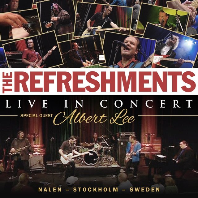 The Refreshments-Live in Concert