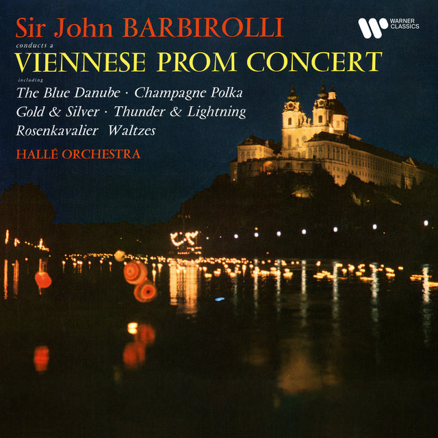 A Viennese Prom Concert: The Blue Danube, Champagne Polka, Gold and Silver...