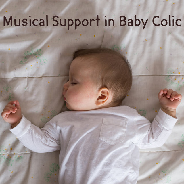 Musical Support in Baby Colic - Collection of White Noise at Which You can Massage Your Baby's Tummy and Relieve His Pain, Mother's Soothing Touch, Toddler Relaxation, Reduce Stress