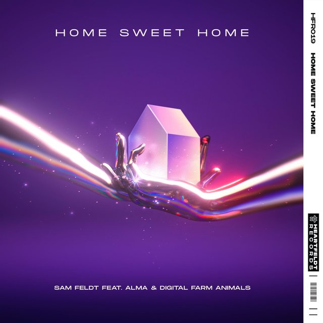 Home Sweet Home (feat. ALMA & Digital Farm Animals) (Radio Edit)