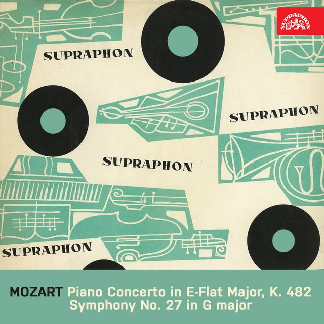 Mozart: Piano Concerto in E-Flat Major - Haydn: Symphony in G Major