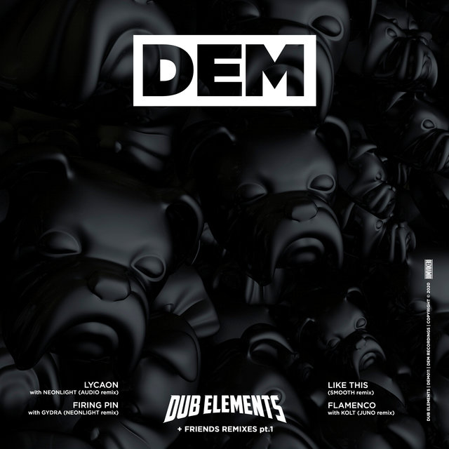 Dub Elements & Friends (Remixes) Pt.1
