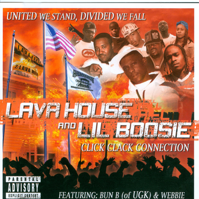 United We Stand, Divided We Fall (Compiled by Lava House & Lil Boosie)