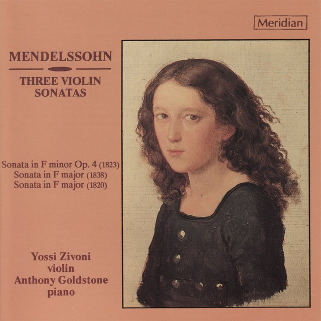 For Violin and Piano Violin Sonata Op.4 1823
