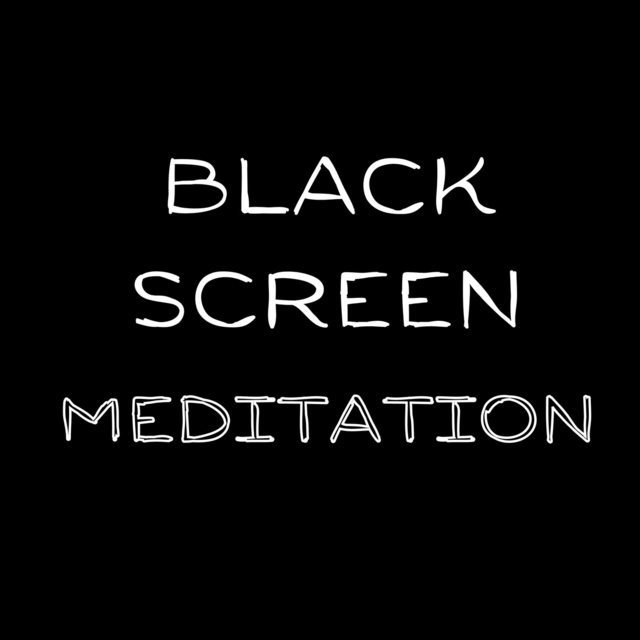 Black Screen Meditation: Total Stress Relief, Deep Sleep, Relaxation Music