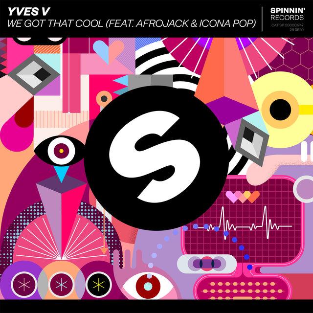 Cover art for album  by Yves V